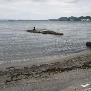 千葉県館山市、洲崎第二砲台跡と震洋特攻基地跡