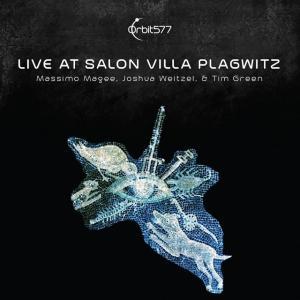 マッシモ・マギー+ヨシュア・ヴァイツェル+ティム・グリーン『Live at Salon Villa Plagwitz』(JazzTokyo)