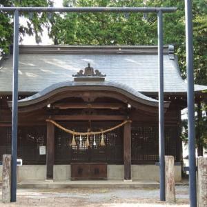 木曽義仲ゆかりの地:今井神社