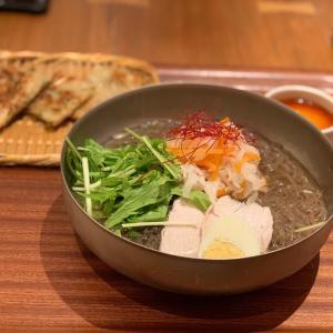 久しぶりの外食☆韓国料理
