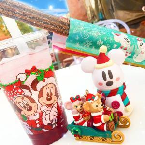 クリスマス限定☆スパークリングタピオカドリンク