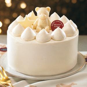今年のクリスマスケーキはジェラートピケ