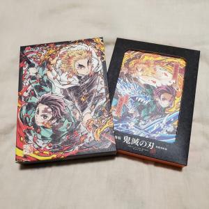 鬼滅の刃DVD初回限定版開封!