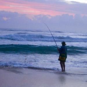 超大物を釣る