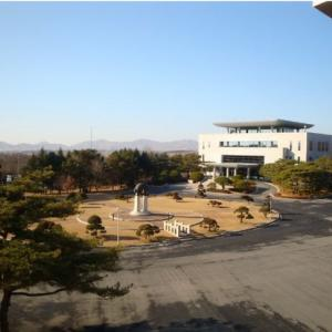 韓国南北境界地