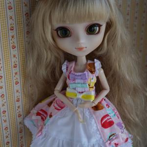 可愛いお洋服を購入(*^-^*)