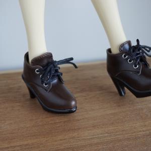 ユノア少女に靴を買ってみた~
