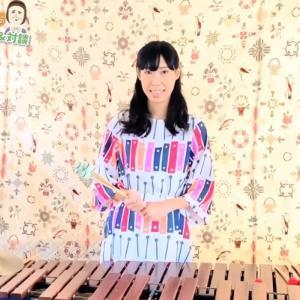 【御礼】オンラインマリンバミニコンサート&対談