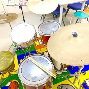 ドラム教室♪神戸市東灘区