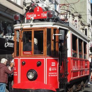 イスタンブールに活気が戻って来た