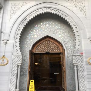 旧市街のAJWA Hotel sultan