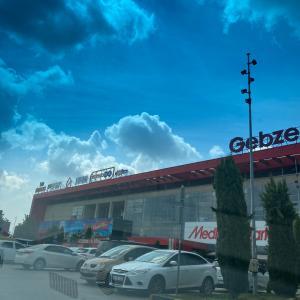 ゲブゼのショッピングセンター