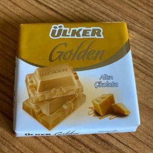 トルコの美味しいチョコレート