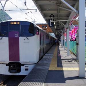 普通列車で長野へ①