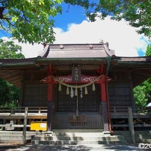 二宮神社と海蔵寺。
