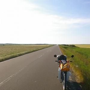 躊躇い②(北海道猿払村。)