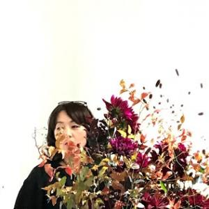 Yumi Saito Paris 新刊出版記念パーティへ♪