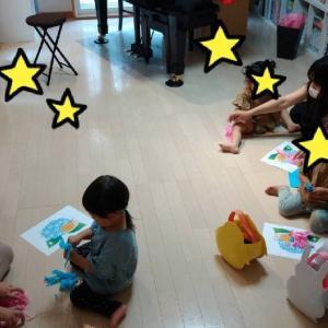 【リトミック限定募集】1〜2歳児クラスを増やしました