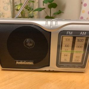 今年もラジオばかりでした