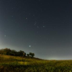 アトラス彗星私も見たよ。