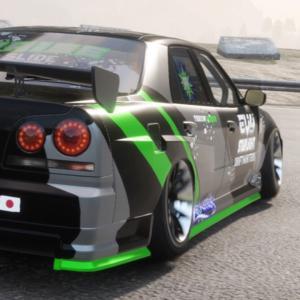 CarX Drift Racing Online(PS4版 その31