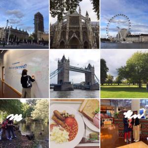 イギリスの旅