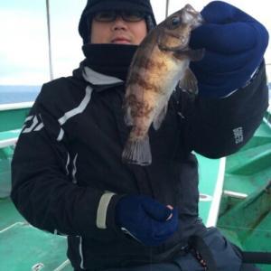 初釣りIN仙正丸