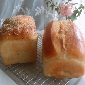 北海道産小麦2種類で!