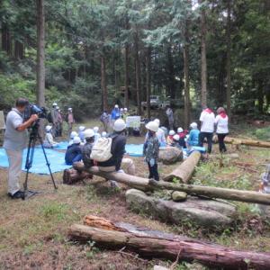 森林の楽校 ・・・  さぬき市民百年の森
