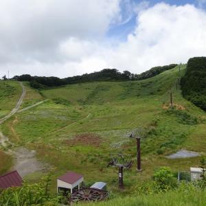 太鼓山 (3) ~まとめ : スキー場の天辺が山頂~