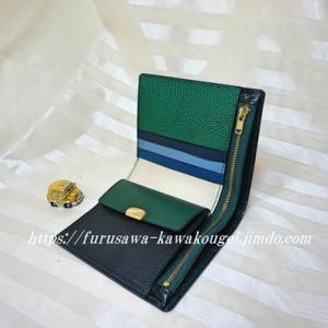 ◆財布<黒*ユニーク>