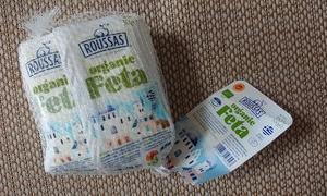 コストコでフェタチーズを買う。