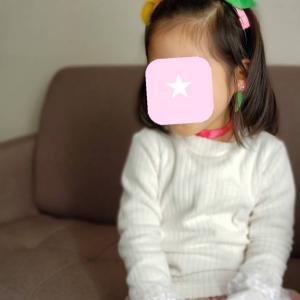 娘、3歳半