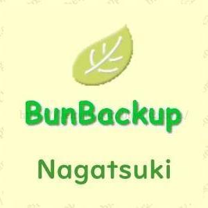 指定ファイル・フォルダ・ディレクトリのバックアップができるフリーソフト「BunBackup」