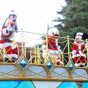 ディズニーランドのクリスマス はじまりました その2
