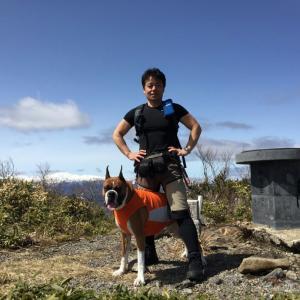 ワン登山 鷲ヶ岳1,672m