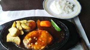 霧島市Restaurant『あずま屋』でランチ