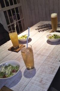 鹿児島市天文館『キッチンアンドスイートカフェ OGGI(オッジ)』で夜カフェSET