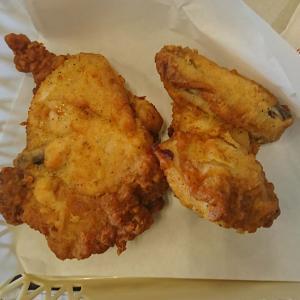 本日、ケンタのランチセットでのんびりして見ました。ケンタのフライドチキンはいつ食べてもおいしいね! in イオンタウン郡山店