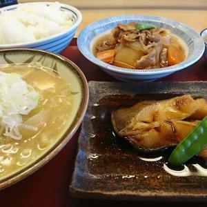 カレイの煮付け、お持ち帰り決定!あまりのうまさにビックリ、方木田食堂 福島市行って来ました!
