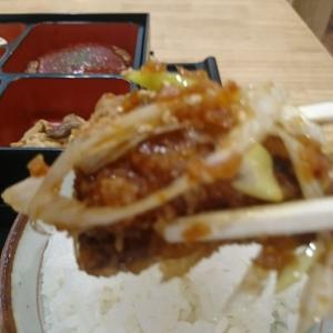 本日の日替ランチ、初体験!揚げた鶏肉に、刻んだ長ネギと醤油ベースのタレをかけた中華料理、ユーリンチー(油淋鶏)食べて来ました!