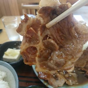 めちゃくちゃ、デカクてうまい!しょうが焼き定食、大きなお肉が3枚もついて990円でしたよ。あ~おいしかった!