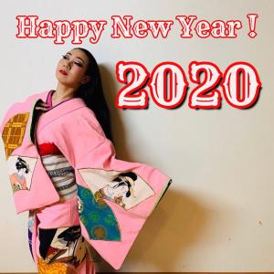 2020年 Happy New Year✨
