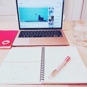 朝、ノートを書くと1日がうまく回る。
