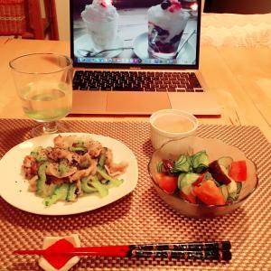 夕食作る気力がない日。