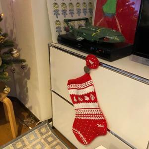 クリスマスデコ、追加しました♪
