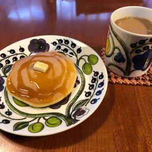 朝ごはんと、一流の証。