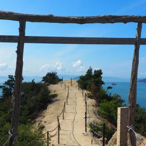 【3日目】2018年10月16~26日隠岐の島ツーリング【小豆島→倉敷】