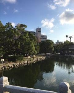 三連休は九州へ●福岡の街と懐かしい人たち