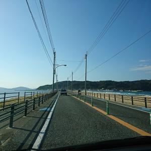 【福岡県福岡市】福岡の絶景スポット!海の中を車で走ろう!志賀島一周絶景ドライブ!